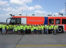Ausflug nach Frankfurt am 13.07.2013