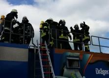 Brandübungscontainer in Bad Neustadt